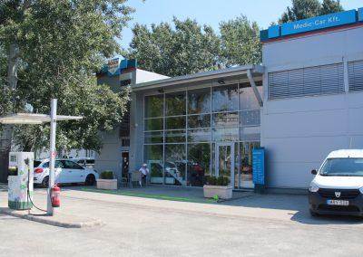 A Medic-Car Kft. Autószervíze Dunakeszin