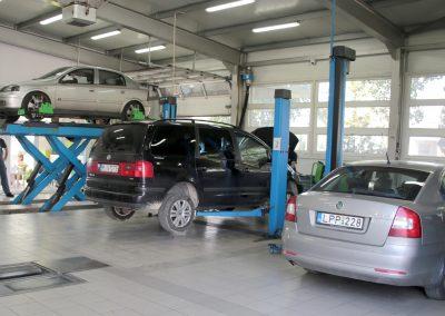 Műszaki vizsgáztatás a Dunakeszin a Medic-Car Autószervízben.
