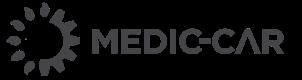 A Medic-Car Autószervíz logója.